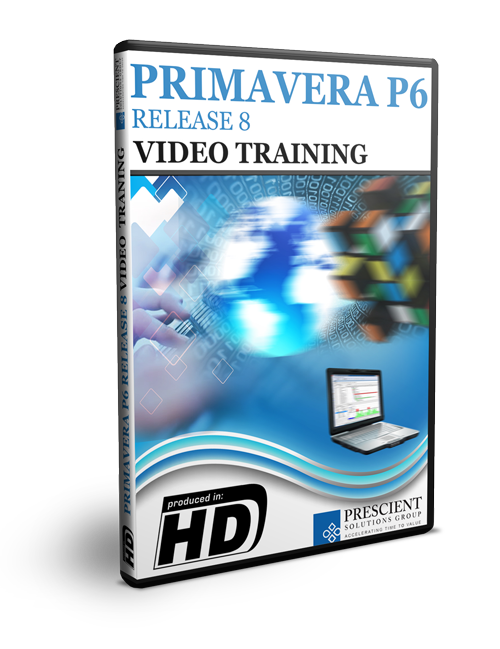 Primavera P6 Online Video Training