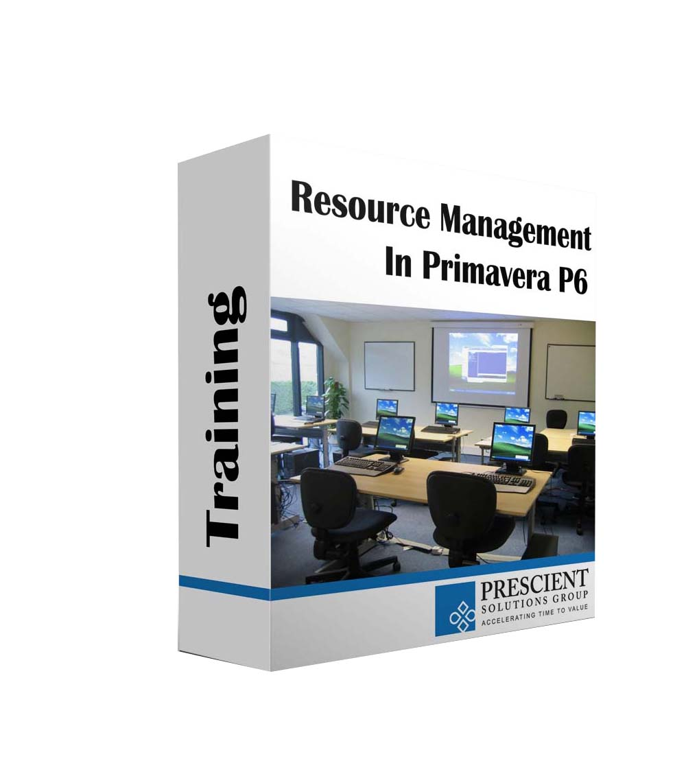 Primavera P6 Training Rel 7 Web Access Course