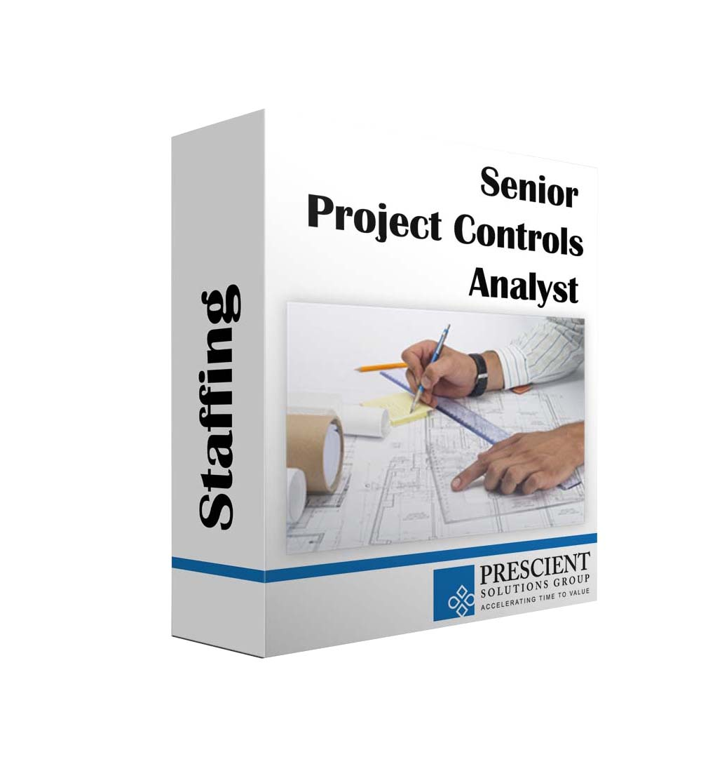Senior Project Controls Analyst