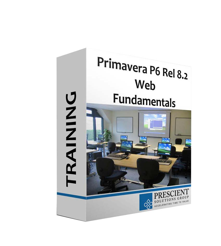 Primavera P6 EPPM - Version 8 Fundamentals Training
