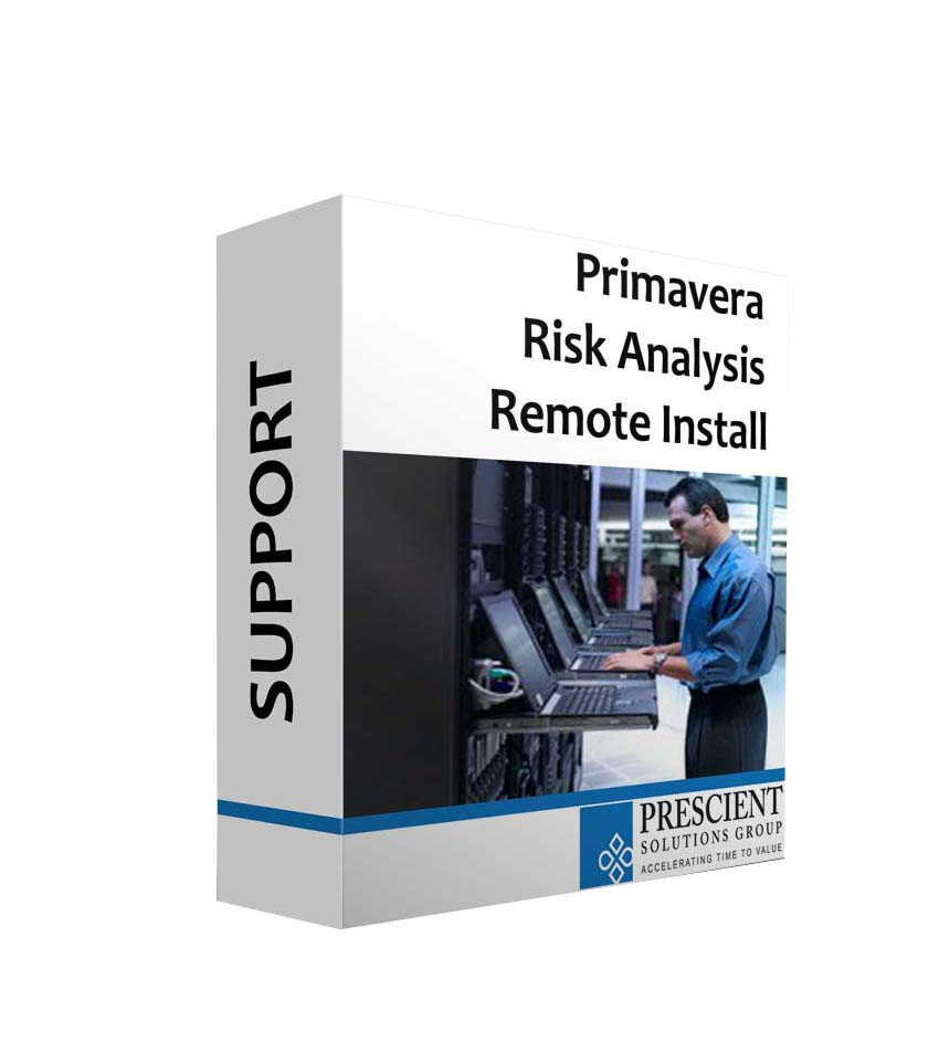 Oracle Primavera Risk Analysis Install